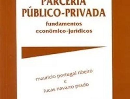 Comentários à Lei de PPP – Parceria Público-Privada